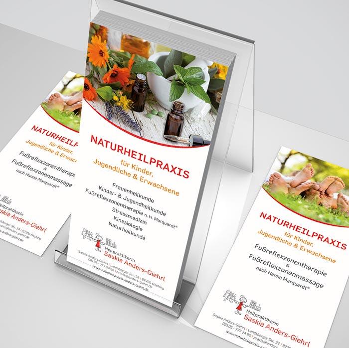 Artworks & Marketing Kirsten Albrecht ::: References Printmedien